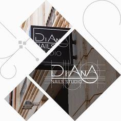 "My logo for nails studio ""Diana"". Мой логотип для студии маникюра ""Diana"". #maxsanje #logoinspiration #manicure #nails #nailsstudio #design #logo #logodesign #graphicdesign #branding #logodesigners #logoideas #inspiration #follow #instagood #instalike #дизайн #дизайнлоготипов #логотип #дизайнерлоготипов #дизайнер"