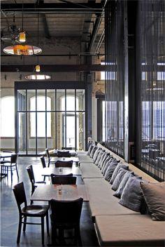 cafe restaurant stork | amsterdam
