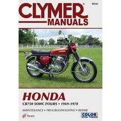 Clymer Honda CB750 SOHC (1969-1978) - https://www.boatpartsforless.com/shop/clymer-honda-cb750-sohc-1969-1978/