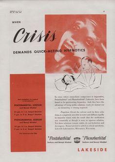 new vintage phenobarbital ad