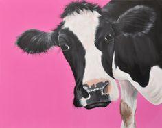 Oonagh Acrylic on canvas 100x80cm £250