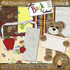 Back 2 School Mini-kit