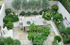 The perfect small town garden