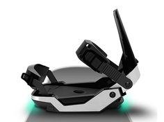 Cerevo Bluetooth Snow Board Binding SNOW-1