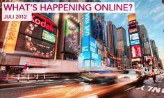 What's happening online: Hoe gebruiken Nederlanders mobiel, social media en e-commerce?