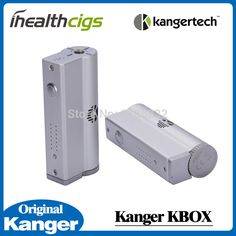 100% Original Kanger Kbox Mod 40W Variable Voltage Mods 510 Twist Kangertech Kbox Mod Suit for Kanger Subtank Atomizer 5pcs Product Details :1. 8-40 WATTS2. 18650 (20A)3. Width:min 20mm,max:25mm4. 510 Connection5. Wattage: Output: 8-40W6. Short Circuit Protection7. Over current Protection8. Over use10s protection9. 1  #Vapor http://www.vaporgasme.com/produk/100-original-kanger-kbox-mod-40w-variable-voltage-mods-510-twist-kangertech-kbox-mod-suit-for-kanger-subtank-at