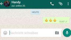 WhatsApp: Stinkefinger-Emoji & strafrechtliche Konsequenzen - https://apfeleimer.de/2016/08/whatsapp-imessage-stinkefinger-emoji-strafrechtliche-konsequenzen - Eine große deutsche Zeitung hat am Wochenende in ihrem Online Portal erklärt, dass man auch für das Versenden von Emoji wie einem Stinkefinger wegen Beleidigung belangt werden kann. Leider begnügte sich der Journalist auf einen kurzen Zweizeiler, in dem er einen Juristen zitierte und erklärte, da...