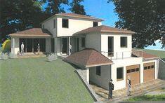Hillside landscaping exterior design Bildergebnis für haus am hang ...