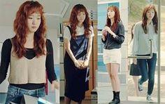 "45 lượt thích, 2 bình luận - @style_kr trên Instagram: ""Hong Sul in Cheese in the trap Ep.4 #kimgoeun #koreandrama#cheeseinthetrap #hongsul#style#fashion…"""