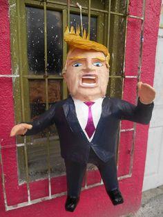 """The Donald,"" Pinata -"