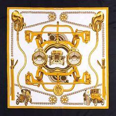 luxury-scarves.com 'Musée Schlumpf', Philippe Ledoux. 1971
