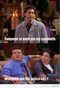 Just Chandler