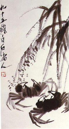 Crab - Qi Baishi
