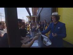 Lazaretto: Jack White & the World's Fastest Record #recordstoreday  #thesydneyproject