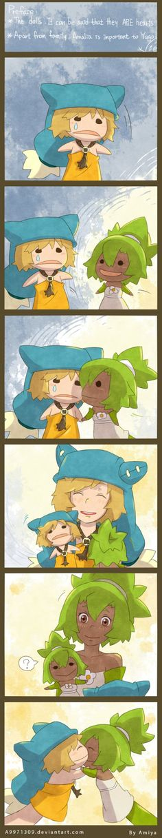 wakfu short comic - no title by a9971309 on DeviantArt
