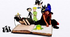 5 libros para personas creativas - http://www.actualidadliteratura.com/5-libros-para-personas-creativas/