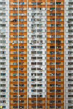 Hong Kong ma spore problemy z zakwaterowaniem swoich mieszkańców, stąd takie molochy jak Ping Shek Estate.