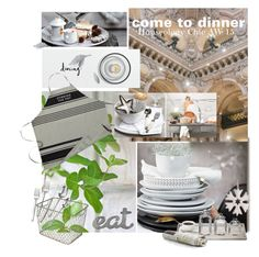 """***COME TO DINNER***"" by mariapia65 ❤ liked on Polyvore featuring interior, interiors, interior design, home, home decor, interior decorating, Privilege, Kate Spade, Zwilling J.A. Henckels and Dinner"