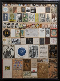 """assemblage, collage UK : Peter Blake, """"A museum for myself"""", collection, Collages, Collage Art, James Rosenquist, Instalation Art, Pop Culture Art, A Level Art, Gcse Art, Assemblage Art, Cultura Pop"""