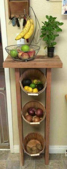 Стойка для овощей