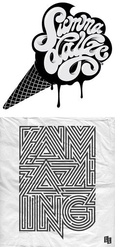 Fantastic Typography by Luke Lucas