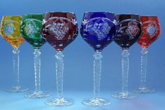 Remer wine goblets from Poland