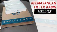 Pemasangan Filter Kabin Toyota All New Avanza Veloz