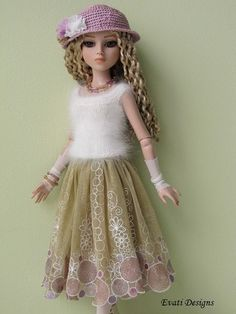 OOAK outfit for ELLOWYNE