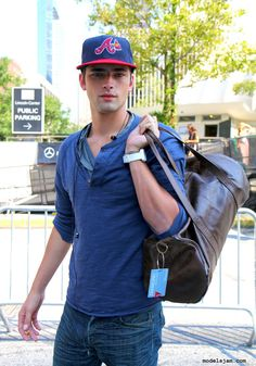 Sean O'Pry Casual #Celebrities #Style