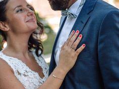 Adeline + Florent : Un mariage fun en Liberty dans le Loir-et-Cher