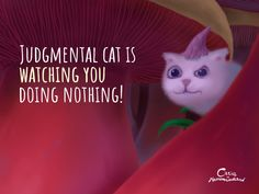 Work, work, work! (From Catie in Meowmeowland (point-and-click adventure game).) Adventure Game, Cats, Movie Posters, Movies, Gatos, Films, Film, Fairytail, Movie