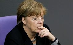 Angela Merkel faces new rebellion over refugees More than 40 MPs from Angela Merkel's Christian Democrat party sign petition calling for Germany's borders to be closed to asylum seekers Angela Merkel