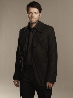 Misha looking good in a suit. I mean really, what did you expect? Promo.