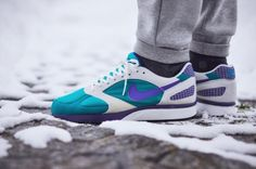 Nike Air Mariah PR x Size? by Brooro