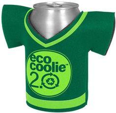 Jersey Shirt Shaped Koozies with Custom Logo