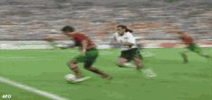Figo v Ronaldo Skills - The gifs that keep on giving: World Cup, theguardian.com