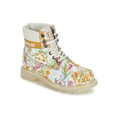 Pin for Later: Spring Florals That Actually Are Pretty Groundbreaking  Caterpillar Colorado Flower Boots (£121)