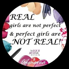 Morning Avon-istas!! Don't forget there is no such thing as perfect... we're all extraordinary beauties!! #Avon #HumpDay #Inspiration