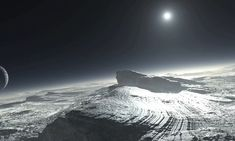 The outer limits: Incredible video shows what the sun would look like seen from the freezing surface of dwarf planet Pluto Nasa New Horizons, Pluto Planet, Latest Science News, The Outer Limits, Sun View, Dwarf Planet, Closer To The Sun, Stars At Night, Astronomy