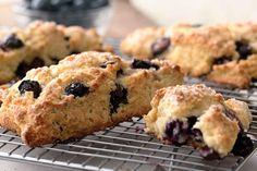 Fresh Blueberry Scones Recipe