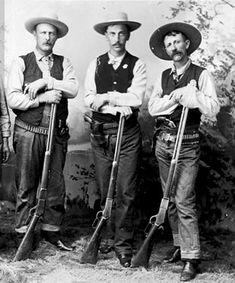 Hash Knife cowboys | Bad posse vibes!