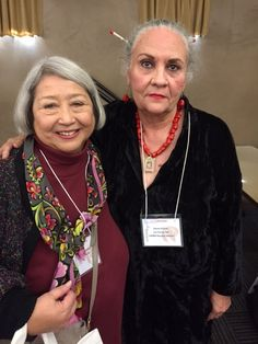 Meeting author Denise Chavez at Women Writing the West 2016