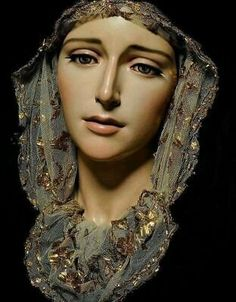Christian Art: Mother Mary Print 8 x 10 Photo Jesus Mother, Blessed Mother Mary, Blessed Virgin Mary, Catholic Art, Religious Art, Mother Mary Tattoos, Our Lady Of Sorrows, Sainte Lucie, Religious Tattoos
