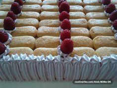 Zdrav život: VOĆNA PIŠKOTA TORTA