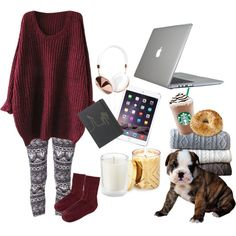 Designer Clothes, Shoes & Bags for Women Cute Lazy Outfits, Chill Outfits, Outfits For Teens, Sick Day Outfit, Outfit Of The Day, Sick Day Essentials, Cute Pjs, Loungewear Outfits, Best Pajamas
