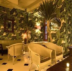 Wallpaper Indochine NYC