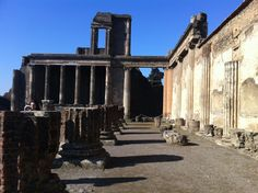 Area Archeologica di Pompei in Pompei, Campania