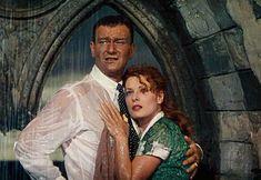 I Movie, Movie Stars, John Wayne Movies, Miracle On 34th Street, Maureen O'hara, John Ford, Film Stills, Classic Movies, Great Movies