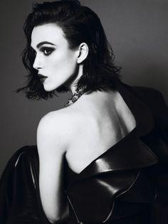 Keira Knightley by Mert Alas and Marcus Piggot // Interview Magazine