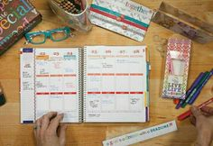 Erin Condren Life Planners are amazing! Want $10 off? Use this link - https://www.erincondren.com/referral/invite/megandillon0505
